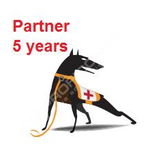 Ruckus 802-3050-5L00: WatchDog Premium podpora pro autorizované Ruckus partnery, 5 let