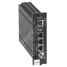 Siqura S-60 E: Enkoder video