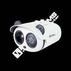 Sunell SN-T5/F: Duální  kamera (optická a termální) pro bezkontaktní měření teploty osob