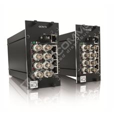 TKH OCTA 4310 TX: Optický konvertor pro video a data
