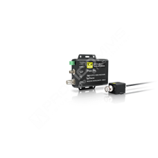 SIQURA PICO RX: Optický konvertor pro video