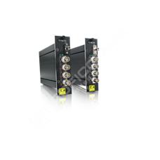 TKH TETRA 4050 TX: Optický konvertor pro video