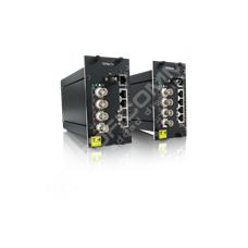 SIQURA TETRA 4350 RX: Optický konvertor pro video a data
