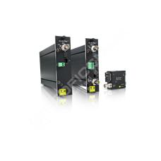 SIQURA UTF 4040 RX/SA: Optický konvertor pro video