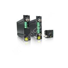 SIQURA UTF 4200 RX/SA: Optický konvertor pro video a data