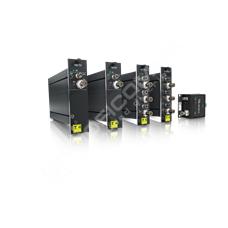 SIQURA VBS 2020 TX-3: Optický konvertor pro video