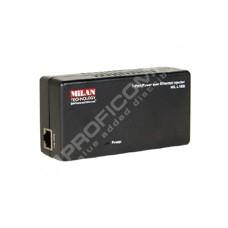 Transition Networks MIL-L100i: Fast Ethernet PoE injektor