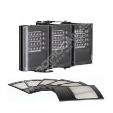 VDG IRL-VAR2-i8-3: externí IR přísvit pro kamerové systémy