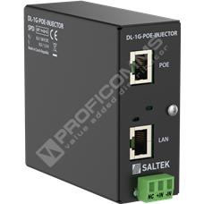 Saltek DL-1G-POE-INJECTOR: PoE Injektor vč. přepěťové ochrany