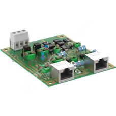 Saltek DL-1G-POE-PCB-INJECTOR: modulární PoE Injektor vč. přepěťové ochrany