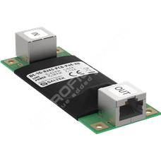 Saltek DL-1G-RJ45-PCB-PoE-AB: Modulární přepěťová ochrana