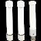 Ruckus 911-0636-VH02: Sada všesměrových antén 2x AT-0636-VP a 1x AT-0536-HP