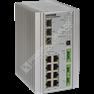 ComNet CNGE11FX3TX8MS: Průmyslový 8 portový Gigabit Ethernet L2 switch s managementem, 2x SFP port s 2.5Gbps