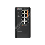 Edge-Core ECIS4500-4P4T: Průmyslový Gigabit Ethernet L2/L3 PoE+ switch s 1GE uplinkem 8 port, zdroj -48V DC