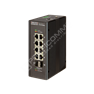 Edge-Core ECIS4500-8T2F: Průmyslový Gigabit Ethernet L2/L3 switch s 1GE uplinkem 10 port, zdroj -48V DC