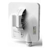 LigoWave DLB-6-20AC: 6 Ghz WiFi jednotka,  propustnost 300 Mbps, výkon 30dBm, IP-65