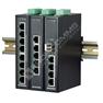Microsens MS657203X: 6 portový průmyslový Switch 4x 10/100/1000T  RJ45, 1x 10/100/1000T nebo 100/1000FX, 1x 100/1000FX SFP