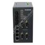 Raisecom S1006i-2GF-4FE-AC: Průmyslový L2 switch s managementem, 2x 100Base-FX/1000Base-X SFP, 4x 10/100Base-TX, AC 220V