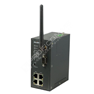 Raisecom Gazelle R102i-W: Průmyslový L3 switch s managementem, 4x 10/100Base-TX 3G modem, VPN, Firewall